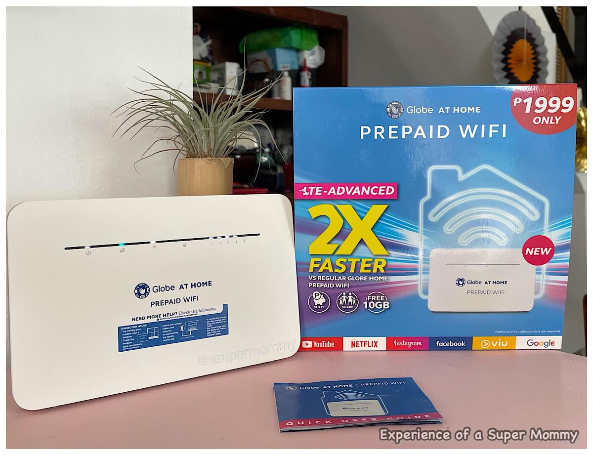 Gobe at Home Prepaid Wifi Signal