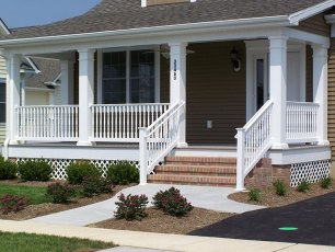Chesapeake Vinyl Railings