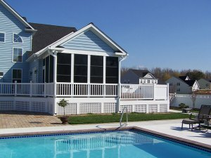 Are you ready to add a screened porch to your Maryland home?