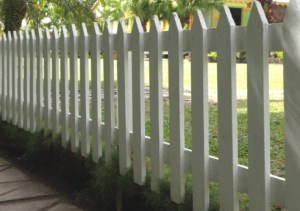 Vinyl Fence Fabrication