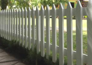 Vinyl Fence Fabrication