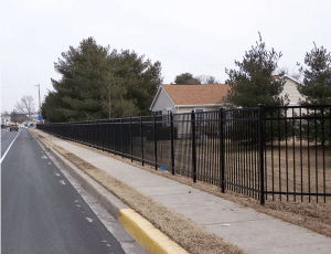 How Aluminum Fencing Holds Up in Different Climates
