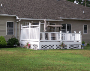 Reasons to Consider a PVC Deck Installation