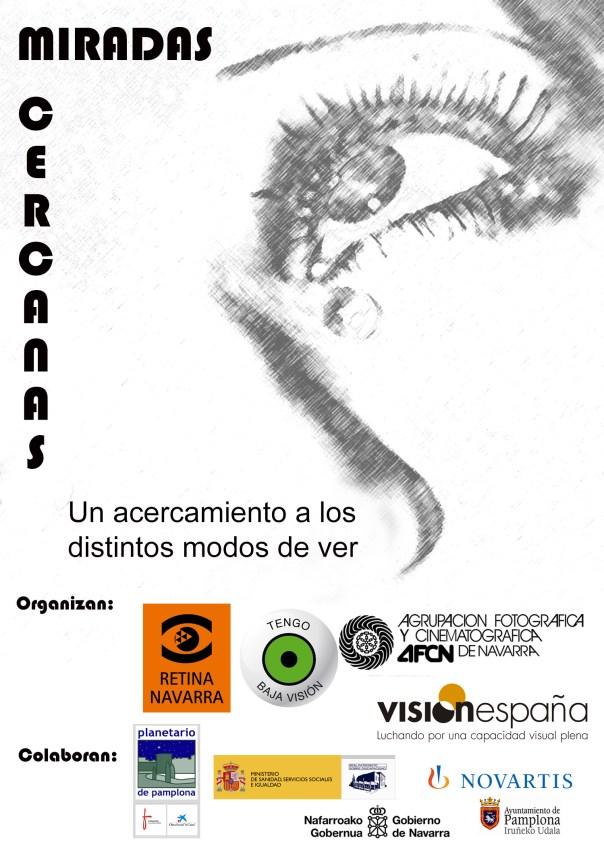 cartel_taller_miradas_cercanas Navarra