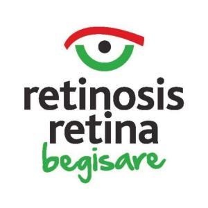 logo retinosis retina begisare