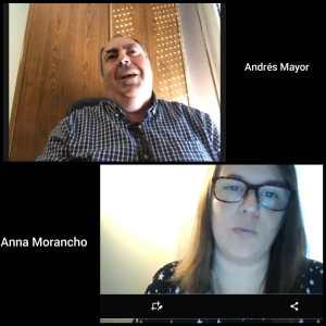 conversaciones anna morancho y andres mayor