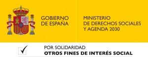 logo Ministerio de Asuntos Sociales y Agenda 2030