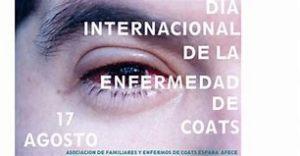 dia internacional enfermedad de coats