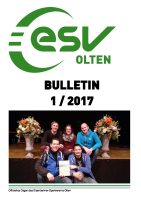 ESV Olten Bulletin 1/2017
