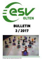 ESV Olten Bulletin 3/2017