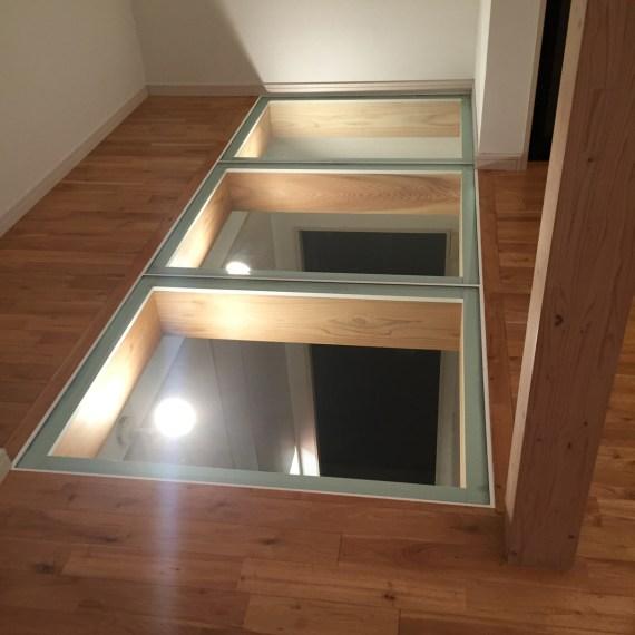 浮床<Glass Flooring Project>