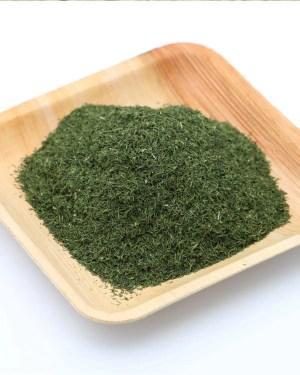 feuilles aneth deshydrate