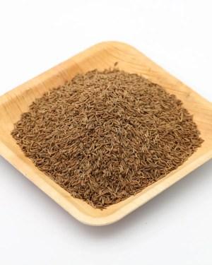 graines carvi noir brun etal des epices