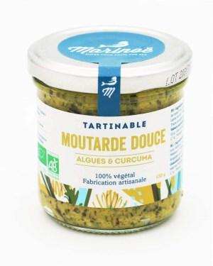 moutarde douce algues curcuma marinoe etal des epices