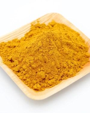 curry doux bio