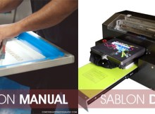 Sablon Manual vs Sablon DTG