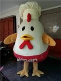 maskot ayam