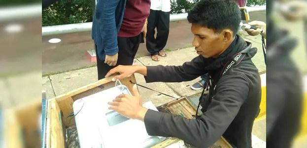 Armen - Fotografer Jembatan Barelang