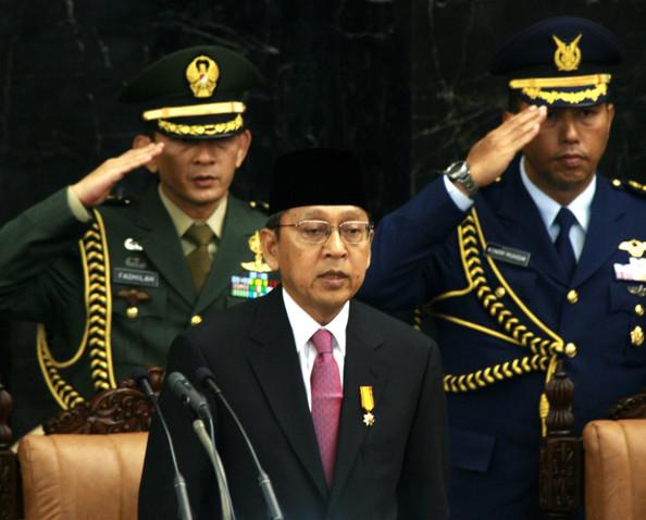 Indonesia Vice President Boediono