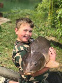 Carp Catch Photo