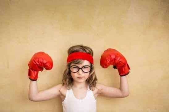 Enseñar niñas valientes