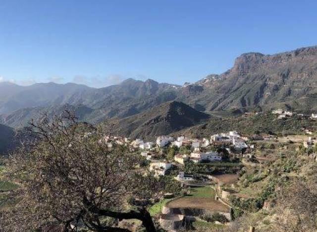Bergdörfer auf Gran Canaria