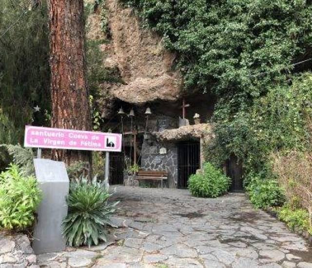 Höhlenkirche auf Gran Canaria