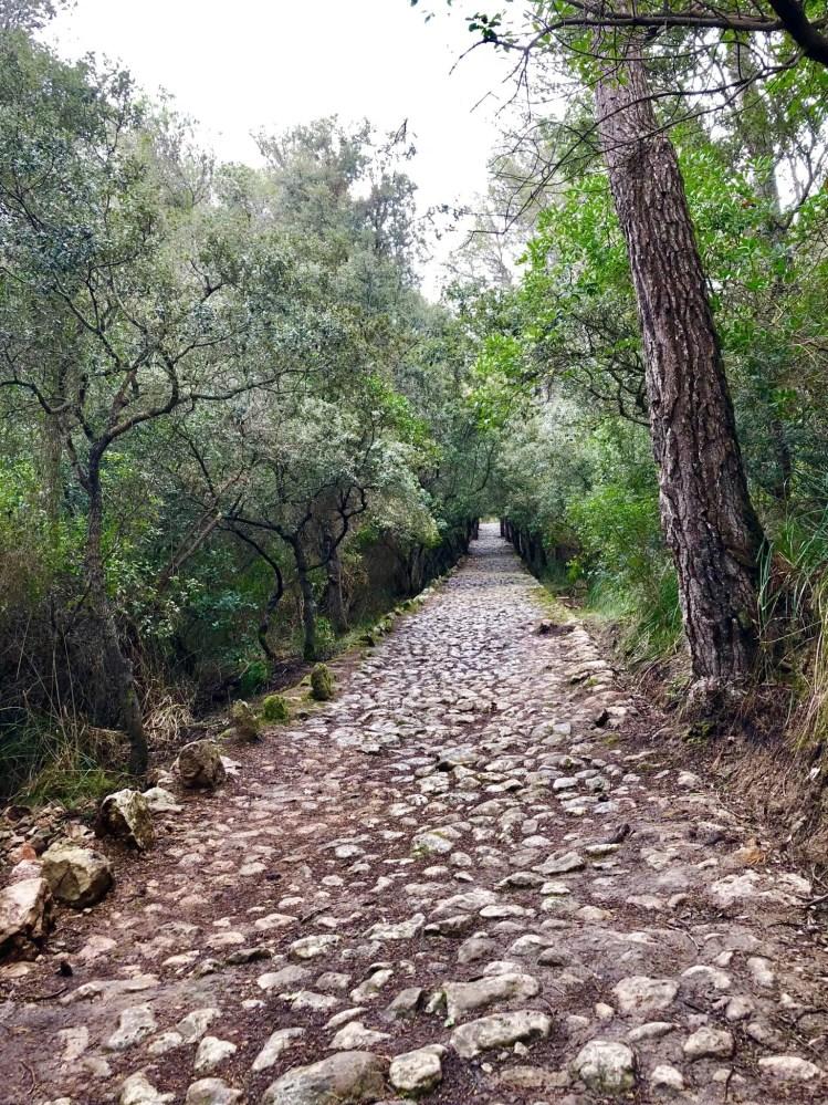 Etappen auf dem GR 221 Mallorca