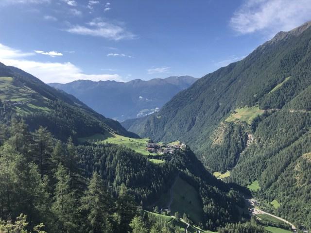 Schnalstal in Südtirol