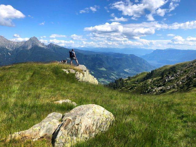 Wandern zur Sattelspitz Merane rLand
