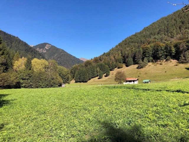 2. Etappe des Gardasee-Fernwanderweges