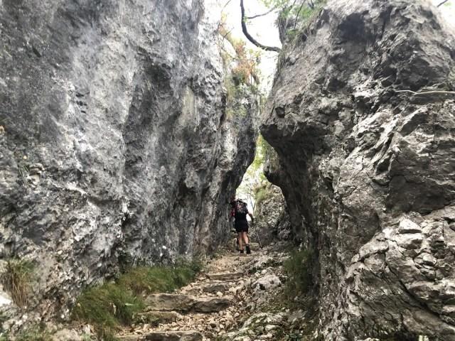 Sentiero della Pace am Gardasee