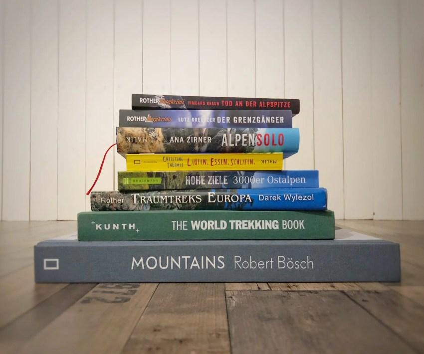 Wanderbücher