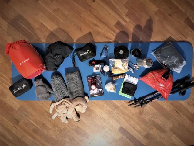 Packliste Watzmann