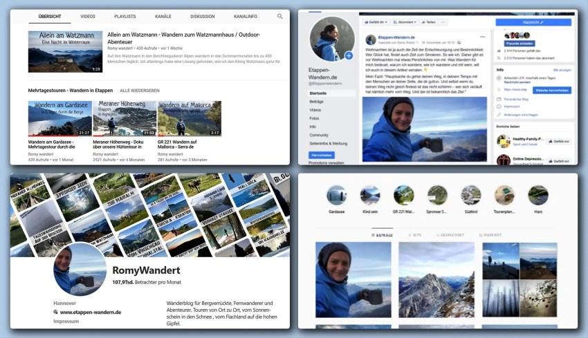Wanderblog aus Deutschland
