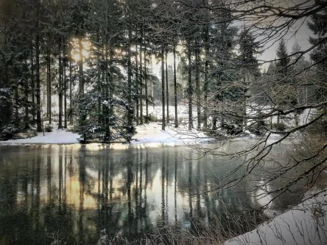 Hexenstieg im Winter