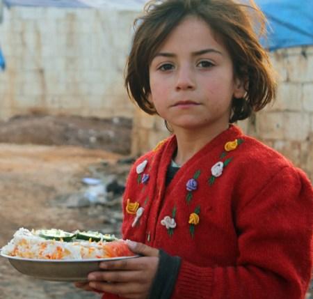 Spenden für Kinder in Syrien