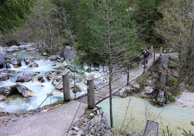 Brücken Slowenien