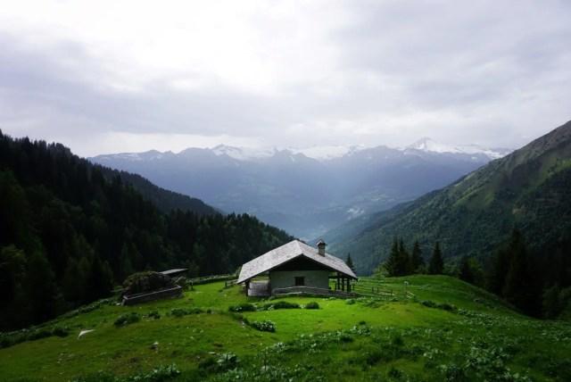Biwak in den Gardasee-Bergen
