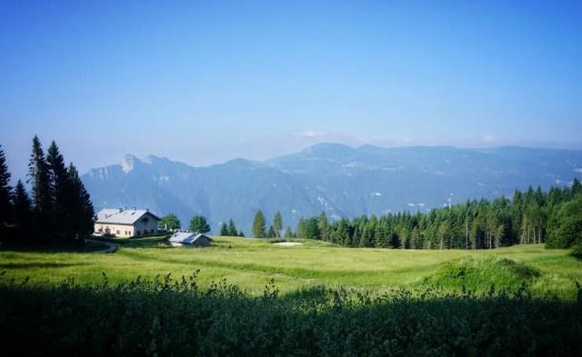 Rifugio Campo Lusern