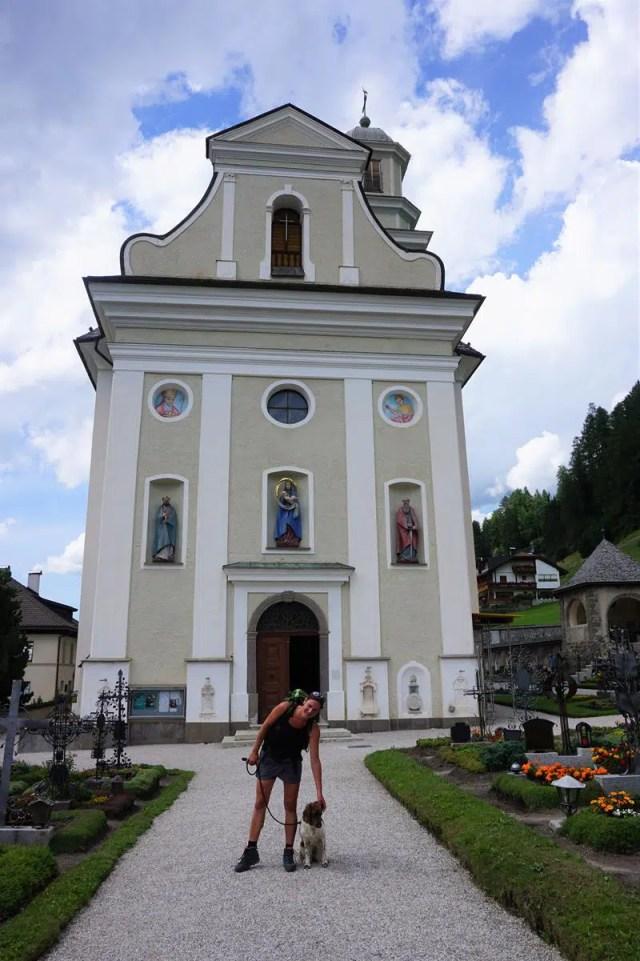 Pfarrkirche Sexten