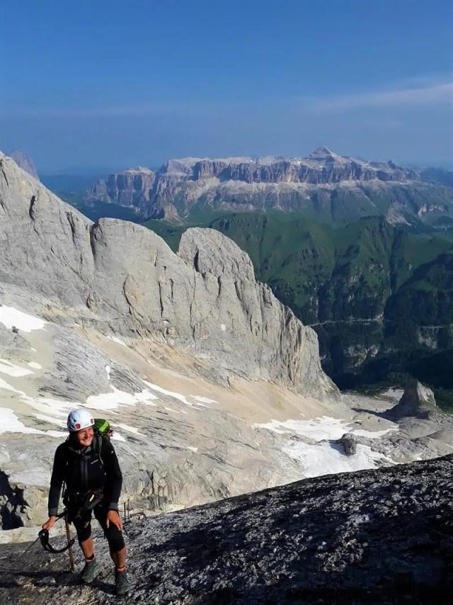 Aufstieg über Hans-Seyffert-Weg