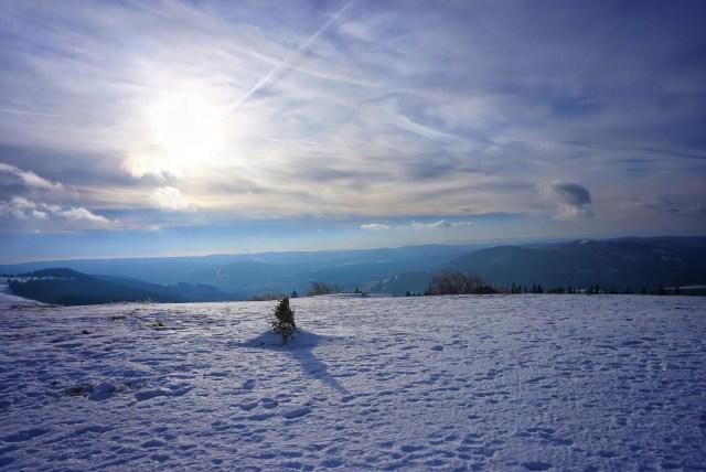 Schwarzwald-Durchquerung