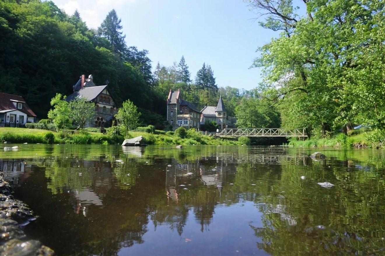 Harz: Rundwanderung durch das zauberhafte Bodetal