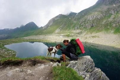 Pfunderer Höhenweg in Südtirol