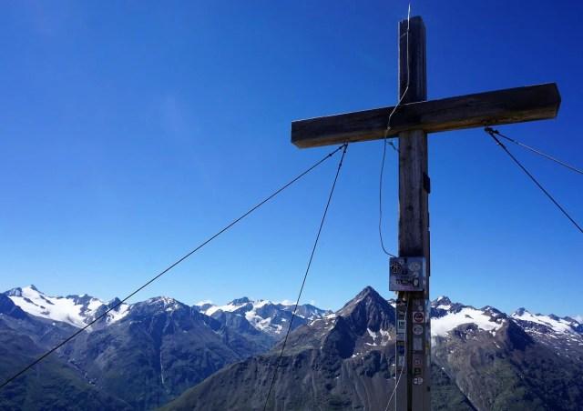 Wildes Mannle Gipfelkreuz