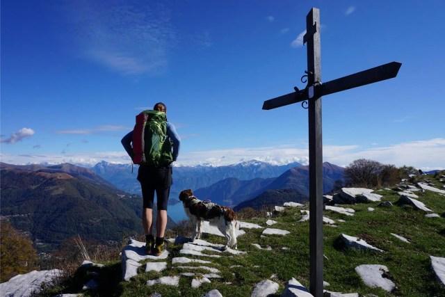 Fernwandern Lombardei
