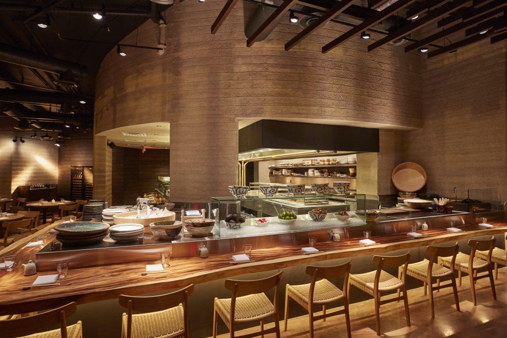 Japanese Restaurant Design