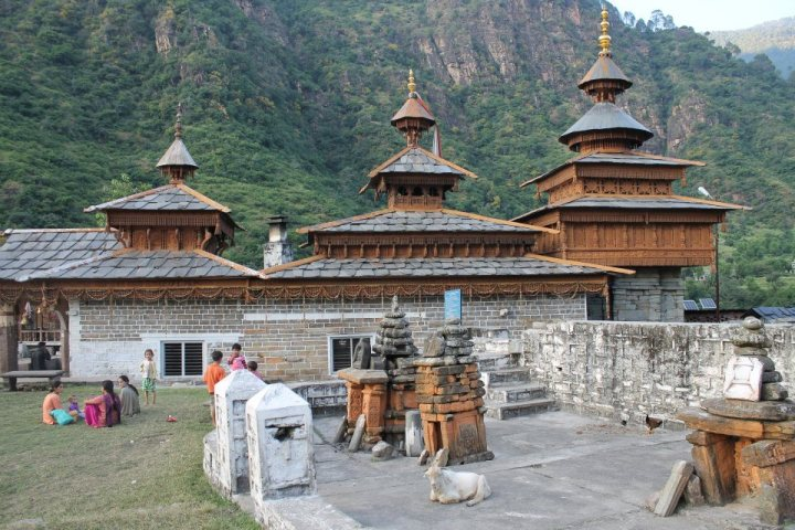 Places To Visit In Uttarakhand Known for Temples are also its Pride.