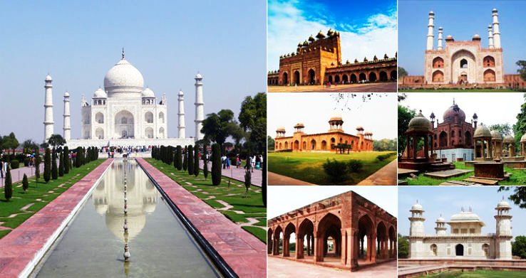Agra Tourism, Travel Guide & Tourist Places in Agra with eTaxiGo